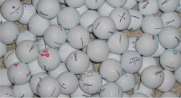 Experienced Golf Balls For Sale